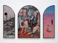 Entropy by Gunwoo Shin contemporary artwork painting, sculpture