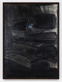 Peinture 81 x 59 cm, 11 mars 1960 by Pierre Soulages contemporary artwork painting