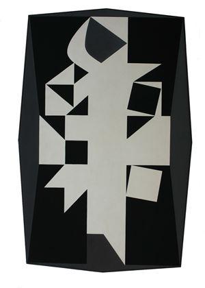 Erebus by Victor Vasarely contemporary artwork