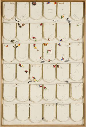 Work 65-42 by Yukihisa Isobe contemporary artwork