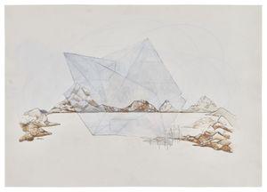Monolith III by Pamela Phatsimo Sunstrum contemporary artwork
