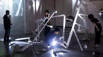 Contemporary art exhibition, Wang Ziyue, The Sixth Day at Tabula Rasa Gallery, Beijing, China