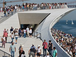 The MAAT opens to the public