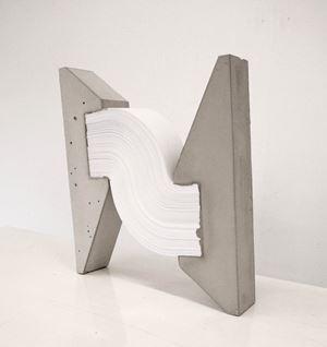 Corpo de prova, #45 by Lucas Simões contemporary artwork