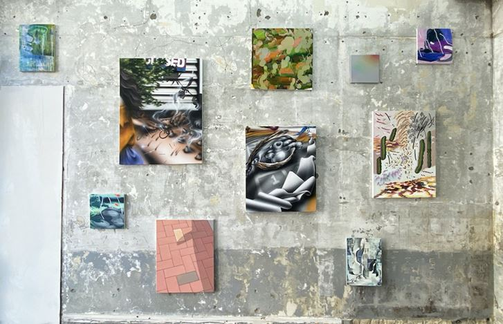Exhibition View: Group Exhibition, Untact (13 November–12 December 2020), P21, Seoul. Courtesy P21.