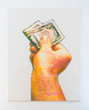Ooh, I needed that! by Aram Bartholl contemporary artwork
