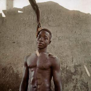 La main à Apam, Ghana by Denis Dailleux contemporary artwork photography