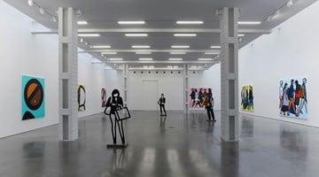 Contemporary art exhibition, Julian Opie, Julian Opie at Lisson Gallery, West 24th Street, New York