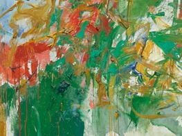Sotheby's Kickstarts Big Auction Season for Joan Mitchell