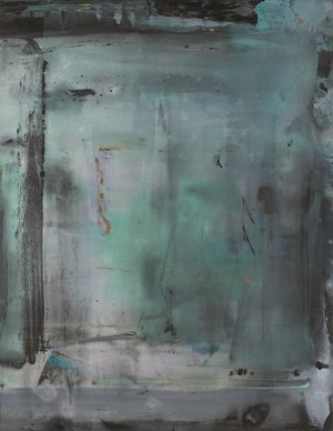 Shippan Point: Twilight by Helen Frankenthaler contemporary artwork