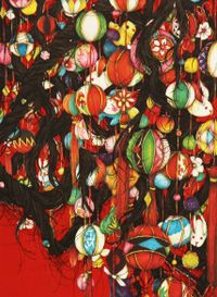 Complicated Relations and Girl's Power 4 by Eri Ōta contemporary artwork works on paper, print