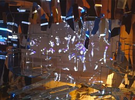 Sarah Sze: 'Measuring Stick'