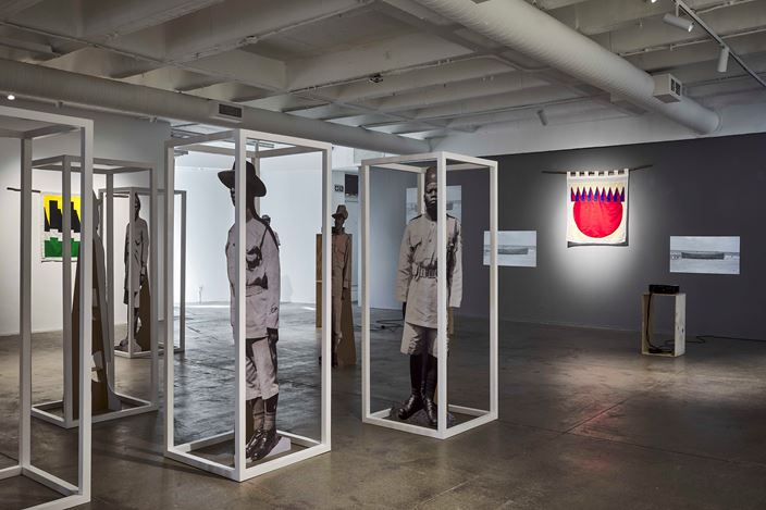 Exhibition: Samson Kambalu, Nyasaland Analysand,Goodman Gallery, Johannesburg (16 March–13 April 2019). Courtesy the artist and Goodman Gallery.