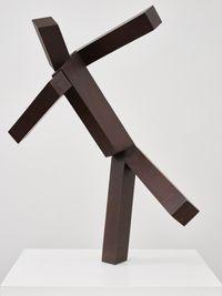 Untitled by Joel Shapiro contemporary artwork sculpture