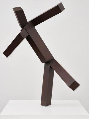 Untitled by Joel Shapiro contemporary artwork