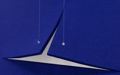 Contemporary art exhibition, Naama Tsabar, Transitions #5 at Goodman Gallery, London, United Kingdom