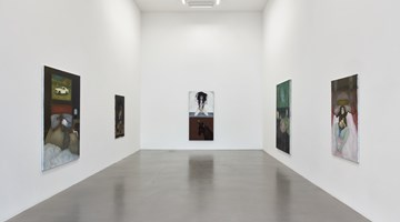 Contemporary art exhibition, Katja Seib, dear diary at Sadie Coles HQ, Davies Street, London, United Kingdom