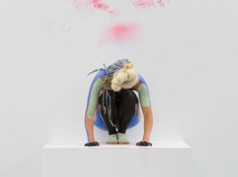 Donna Huanca: Scar Cymbals, Zabludowicz Collection, London