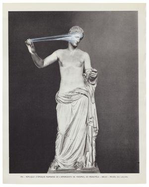 MUSÉE IMAGINAIRE, Plate 182 by Ann-Marie James contemporary artwork