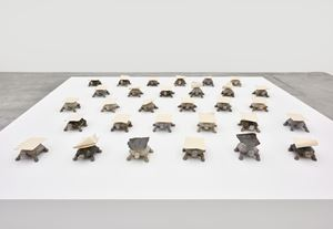 At a Tortoise's Pace by Thu Van Tran contemporary artwork