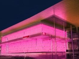 GOMA gets that James Turrell glow