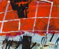 Sleepwalk in 100 Years 2018-1 梦游百年2018-1 by Hu Jieming contemporary artwork painting