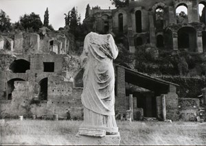 Rome, Headless by Lisette Model contemporary artwork