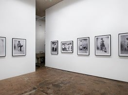 """Michael Riley<br><em>A common place: Portraits of Moree Murries</em><br><span class=""""oc-gallery"""">The Commercial</span>"""