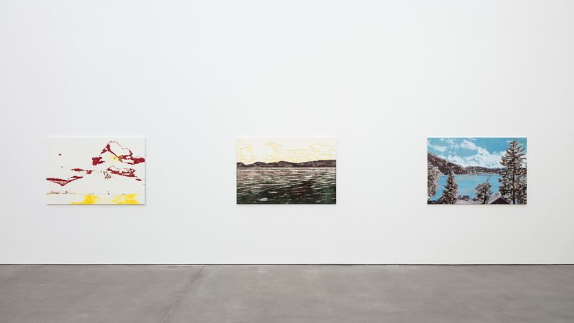 Exhibition view: Axel Kasseböhmer, Sprüth Magers, Berlin (9 February–7 April 2018).Courtesy Sprüth Magers, Berlin. Photo:Timo Ohler.