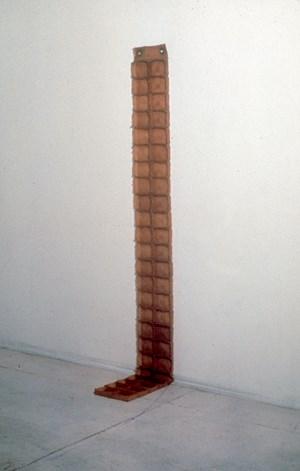 Sans I by Eva Hesse contemporary artwork