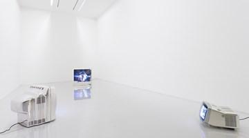 Contemporary art exhibition, Paul Pfeiffer, Desiderata at Perrotin, Paris