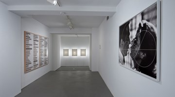 Contemporary art exhibition, Group Exhibition, Measuring the Immeasurable at Sabrina Amrani Gallery, Madrid