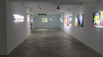 Contemporary art exhibition, Bobby Chen x Chih-Wei Huang Duo Exhibition, Finale at VT Artsalon, Taipei