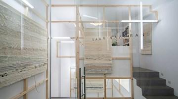 Contemporary art exhibition, Joël Andrianomearisoa, Les saisons de mon coeur at Sabrina Amrani, Madera, 23, Madrid