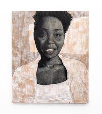 Cha. Qedela lokhu obufuna ukusho. by Luyanda Zindela contemporary artwork painting, drawing
