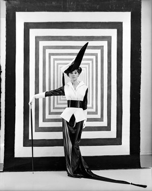 Audrey Hepburn My Fair Lady by Cecil Beaton contemporary artwork