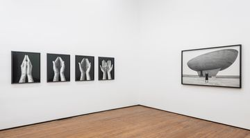 Contemporary art exhibition, Shirin Neshat, Memory and Illusion at Goodman Gallery, Cape Town, South Africa