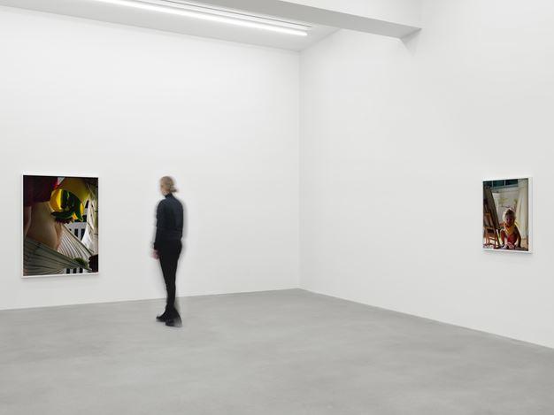 Exhibition view: Torbjørn Rødland, More Than Tongue Can Tell, Galerie Eva Presenhuber, Waldmannstrasse, Zurich (15 January–13 March 2021). © Torbjørn Rødland. Courtesy the artist and Galerie Eva Presenhuber, Zurich / New York.
