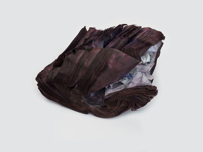 Analogue Series (bruise petals) by Michael Dean contemporary artwork