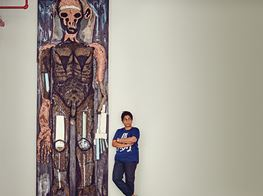 Portrait of an Artist: Huma Bhabha