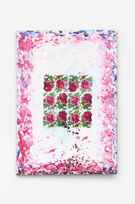 Procession No. 6 by Renate Bertlmann contemporary artwork