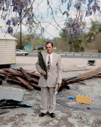Patrick, Palm Sunday, Baton Rouge, LA by Alec Soth contemporary artwork photography