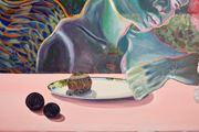 Celestial diners III by Ndidi Emefiele contemporary artwork 2