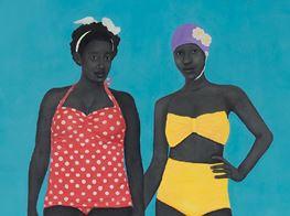 Portraitist Amy Sherald Obliterates Auction Record