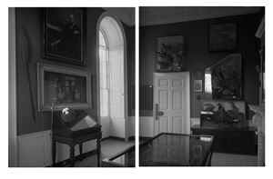 11.11.2000. The Onslow Room, Clandon Park, Surrey, England. by Mark Adams contemporary artwork