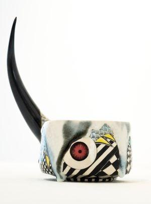 Unicorn by Kayoko Mizumoto contemporary artwork
