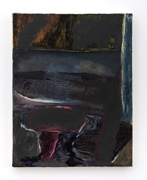Skin of the Sea by Biraaj Dodiya contemporary artwork painting