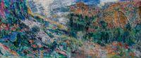 The Remaining Mountain - Liangshan Bealock 剩山图—梁山垭口 by Qi Lan contemporary artwork painting