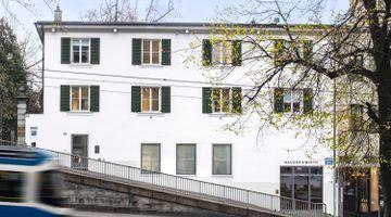 Hauser & Wirth contemporary art gallery in Rämistrasse, Zürich, Zurich, Switzerland