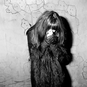 Selma Blair and Whitey by Roger Ballen contemporary artwork